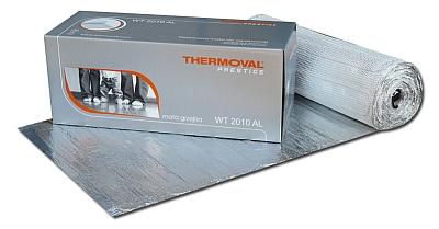 Теплый пол Thermoval Однож. мат WT 2010AL-5,0 750 Вт 5 m2
