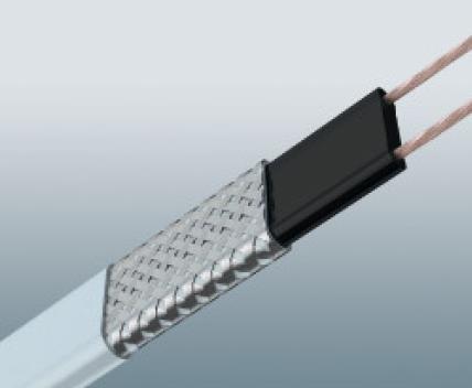 Теплый пол. ELTRACE (Франция)-Саморег. кабель-TRACECO40W- 5,3х15,6 -100m