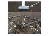 Фото  1 Теплиця «Омега» 2 × 3 з оцинкованого омега профілю з полікарбонатом Soton 6 мм 2341636