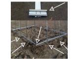 Фото  1 Теплиця «Веган» 4 × 8 з квадратної оцінкованої труби з полікарбонатом Soton 6 мм 2341642