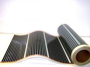 Теплый пол электрический пленочный EXCEL EX-305 (500x0,338 мм) 220Вт/м