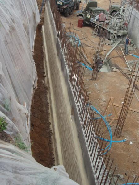 Тепло-гидроизоляция ППУ фундаментов, емкостей, вентиляционных каналов, резервуаров, в т. ч. расположенных под землей.