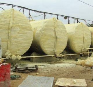 Фото  1 Тепло - и гидроизоляция фундаментов, емкостей, вентиляционных каналов, резервуаров 1747066