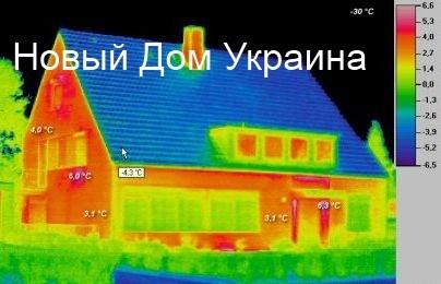 Теплоаудит зданий, измерение тепловых потерь зданий