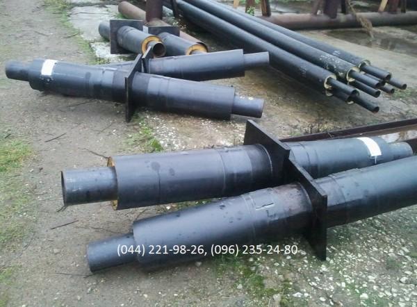 Теплоизолированные трубы 133/225