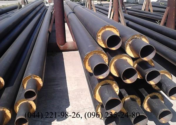 Теплоизолированные трубы 219/315
