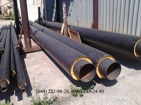 Теплоизолированные трубы 530/710