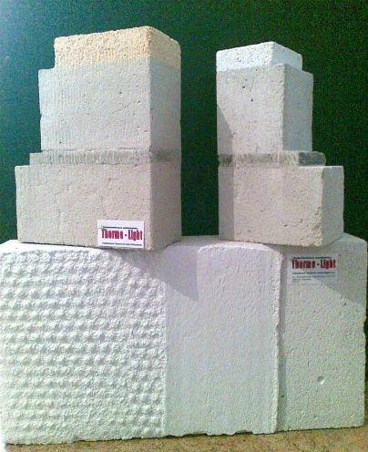 Теплоизоляционная кладочная / монтажная смесь ТЛК-М50 для кладки с повышенными теплоизоляционными свойствами