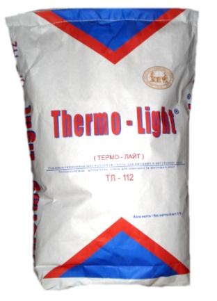 Теплоизоляционная штукатурка ТЛ112 белая для внешних и внутренних работ
