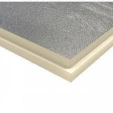 Фото  1 Теплоизоляционные плиты PIR 60мм гидроалюминий 2083758