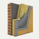 теплоизоляция фасадов техновент