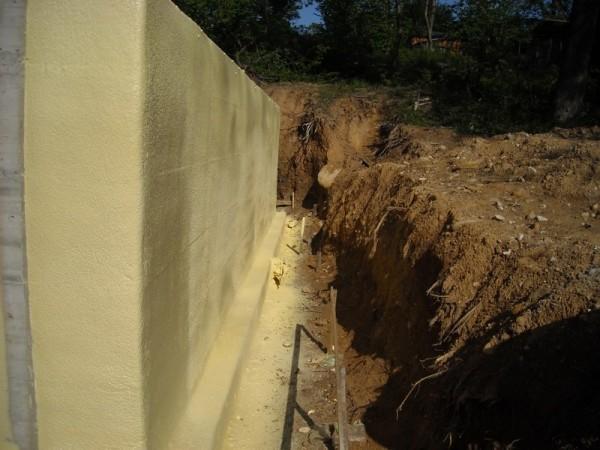 Теплоизоляция фундаментов, потери через фундаменты соизмеримы со стенами