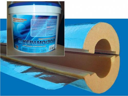 Теплоизоляция Керамоизол-комфортно е утепление любых объектов, для любых поверхностей, быстро, удобно, экономично.