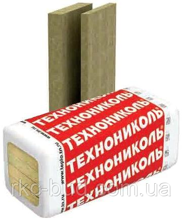 Теплоизоляция на основе каменной ваты Технолайт Экстра 50 мм.