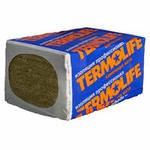 Теплоизоляция, утеплитель базальтовая вата ТЕРМОЛАЙФ 80 кг/м3 100мм
