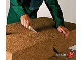 Теплоизоляция утеплителем Steico-flex 220 мм для стен для крыши
