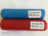 Фото  1 Теплоизоляция K-FLEX PE COILS BLUE 04 х 022-10 мп в полимерной оболочке для труб в стяжке 2151469