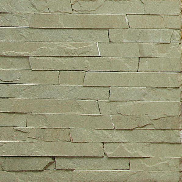 Природний камінь піщаник в асотрименті3см/6см. торцьований