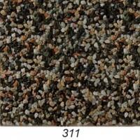 ТЕРМО-БРАВО – штукатурка с цветным мраморным камешком.