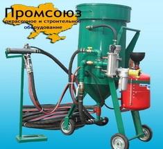 Термоабразивная установка ТАУ 100 / 200 (термопескоструй)
