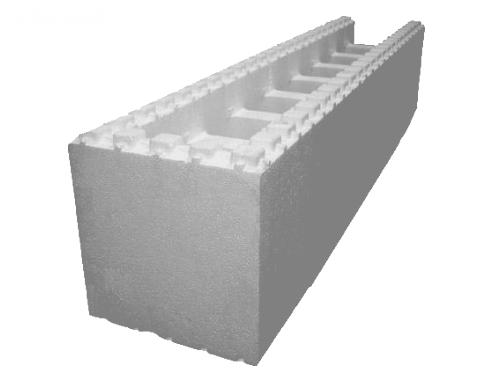 Термоблок 35 плотности, 4 ряда в день(1000 см) (универсальний), соединение лего.(вагорс)