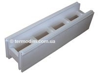 Термоблок рядовой ПСВ-С-35 1000х250х250 мм