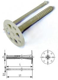 Термодюбель 10*120 мм