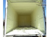 Термоизоляция автотранспорта, напыляемый пенополиуретан