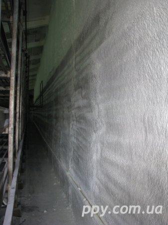 Фото  1 Термоизоляция пенополиуретаном помещения 1747079