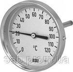 Термометр биметаллический ТБ 63 (0. . . 150) L=160