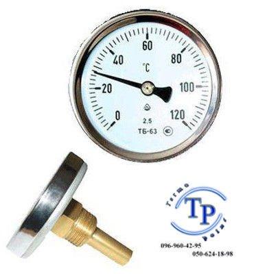 термометры для твердотопливных котлов