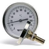 Фото  1 Термометр watts Т63/50 биметаллический для котла 1745498