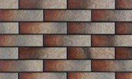 ТЕРМОПАНЕЛИ С КЛИНКЕРНОЙ ФАСАДНОЙ ПЛИТКОЙ CERRAD (245x65) АЛЯСКА (ALASKA) РУСТИКАЛЬНАЯ 40 mm