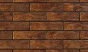 ТЕРМОПАНЕЛИ С КЛИНКЕРНОЙ ФАСАДНОЙ ПЛИТКОЙ CERRAD (245x65) МОНТАНА (MONTANA) РУСТИКАЛЬНАЯ 40 mm