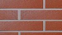 ТЕРМОПАНЕЛИ С КЛИНКЕРНОЙ ФАСАДНОЙ ПЛИТКОЙ CERRAD (245x65) НАТУРАЛ РОСА (NATURAL ROSA DURO) 60 mm