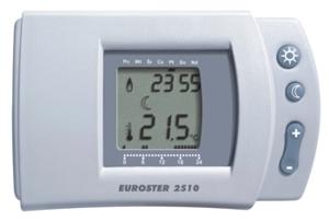Терморегулятор Euroster-2510 Euroster 2510 - регулятор температуры, позволяющий управлять температурой в помещениях.