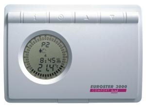 Терморегулятор Euroster 3000 Euroster 3000 COMFORT - регулятор температуры, управляющий температурой в помещениях