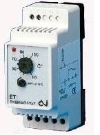 Терморегулятор OJ Electronics ETI-1551 для регулювання температури в промислових системах