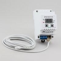 Терморегулятор универсальный на DIN - рейку, цифровой терморегулятор (нагрев, охлаждение,16А) РТУ-16/D