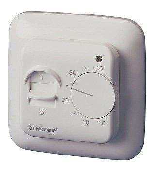 Фото  1 Терморегулятор OTN-1991 механический, OJ Electronics (Дания) 1908799