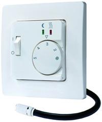 Терморегуляторы для теплого пола EBERLE.