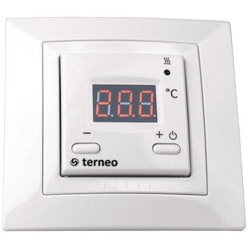Фото 1 Terneo S терморегулятор для теплої підлоги 341282