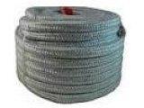 Фото  2 Термошнур d20мм. 2260С плетенный керамический бухта 20 кг. 2745494