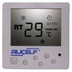 Термостат RUCELF КТН-201, контроллер комнатной температуры с ЖК-дисплеем