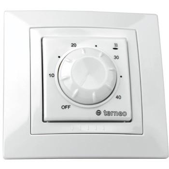 Термостат terneo rtp белый