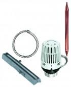 Термостатическая головка K с контактным датчиком и фиксирующей спиралью - t 20-50°C