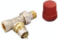 Термостатические клапаны, вентили Danfoss