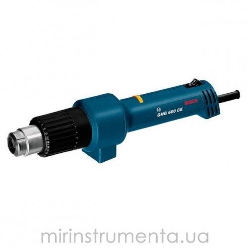 Термовоздуходувка Bosch GHG 600CE (0601942103)