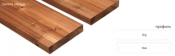 Терраса термо сосна 115х26мм самый популярный материал за счет цены и качества.