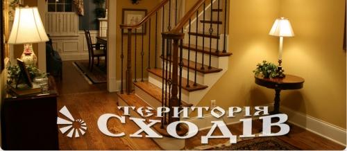 Территория лестниц